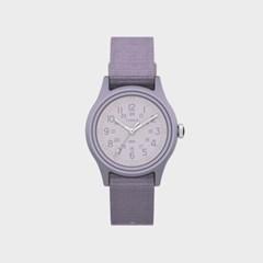 TIMEX 타이맥스 TW2T76800 여성시계 패브릭밴드 손목시계