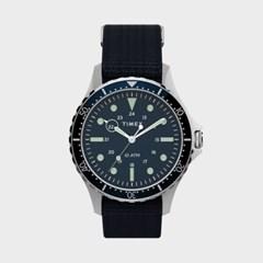 TIMEX 타이맥스 TW2T75400 남성시계 패브릭밴드 손목시계
