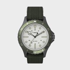 TIMEX 타이맥스 TW2T75500 남성시계 패브릭밴드 손목시계