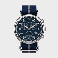 TIMEX 타이맥스 TW2T73800 남성시계 패브릭밴드 손목시계