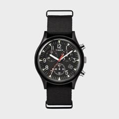 TIMEX 타이맥스 TW2R67700 남성시계 나토밴드 손목시계
