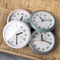 오리엔트 OTM905 무소음 2 IN 1 라운드 엣지 벽탁상겸용 시계