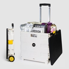 레토 접이식 폴딩 핸드 캠핑 쇼핑카트 LSC-F01 장바구니 55L