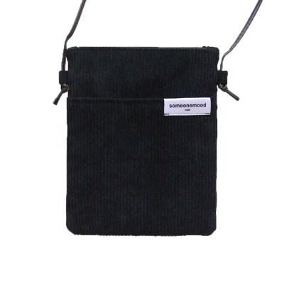 coco bag (black)