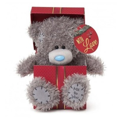 미투유 크리스마스 베어 상자-7in(18cm)_(100942114)