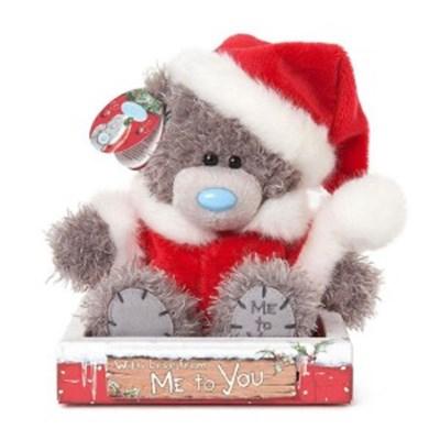 미투유 산타옷 크리스마스 베어-7in(18cm)_(100942112)