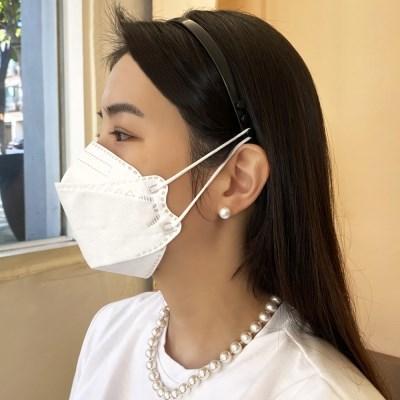 [7+10mm 1세트] 마스크 귀보호대 이어가드 머리띠 걸이 K-띠