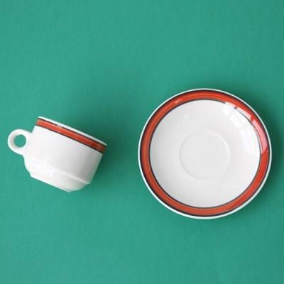 미쿡의아침밥 클래식 커피잔(레디아)