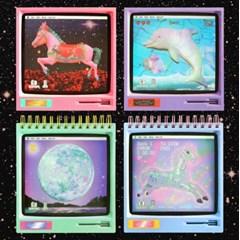 Merry Go Round - Journal (4type)