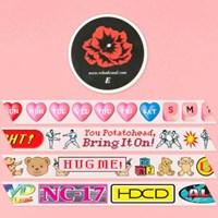 Merry Go Round - Masking Tape (4type)