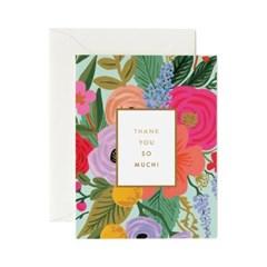[Rifle Paper Co.] Garden Party Thank You Card 감사_(410641)