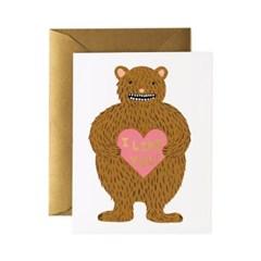 I Like You Card 사랑 카드