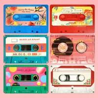 Merry Go Round - Cassette Postcard Series (7type)