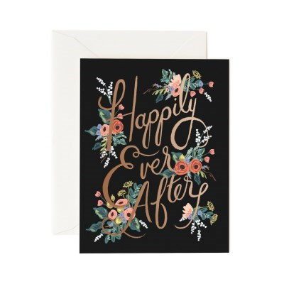 Eternal Happily Ever After Card 웨딩 카드