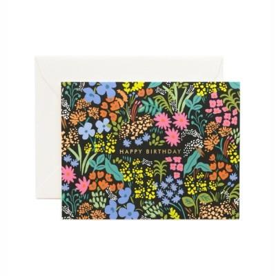 Birthday Meadow Card 생일 카드