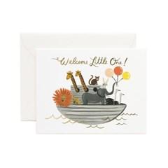 Noahs Ark Card 생일 카드
