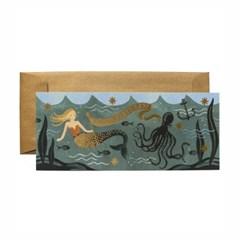 Under The Sea Birthday No.10 Card 생일 카드