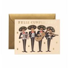 Mariachi Birthday Card 생일 카드