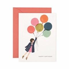 Fly Away Birthday Card 생일 카드