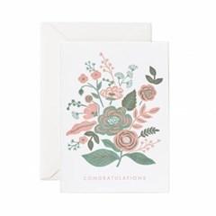 [Rifle Paper Co.] Letterpress Garden Congratulations_(411313)