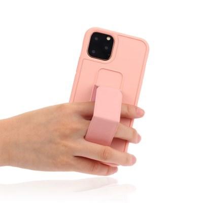 픽스엔케이스 아이폰11 프로 맥스 PRO MAX 핑거스트랩 거치대 케이스