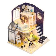 DIY 미니어처 하우스 만들기 - 2층집 04_(1797236)