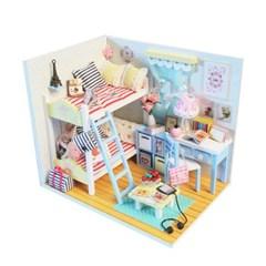 DIY 미니어처 하우스 만들기 - 린다의 방 10_(1797230)