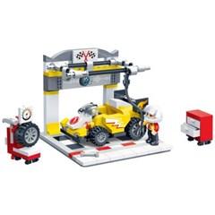 [반바오] BO8633 타이어 검사장-풀백 모터