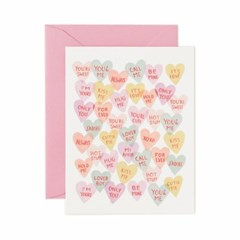 Valentine Sweethearts Card 발렌타인 카드
