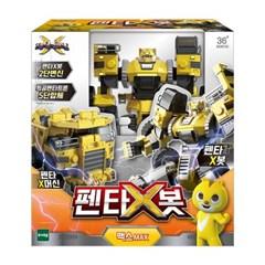미니특공대 X 펜타봇 맥스 Ver.T