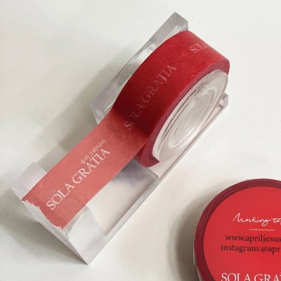 Sola Gratia(오직은혜) 02_Masking tape