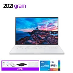 2021 17인치 17ZD90P-GX50K 노트북 램8G 프리도스