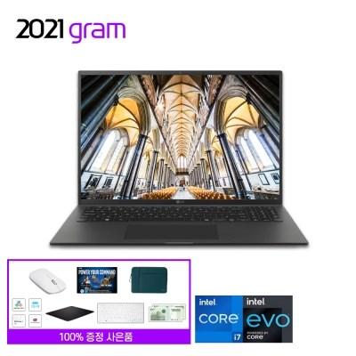 2021 램16G i7 16Z90P-GA7LK 고사양 노트북 윈도우10탑재