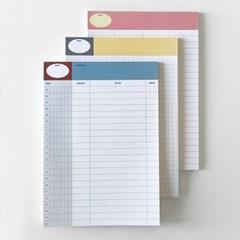 oab b6 notepad