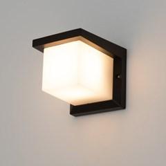 LED 외부 사각 벽등
