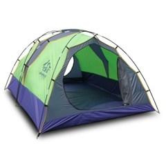 산들로 레트로 7-8인용 쌍돔 텐트 SA-OT008