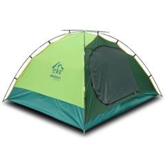 산들로 레트로 4-5인용 사각돔 텐트 SA-OT007