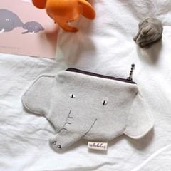 끼리코끼리 카드파우치