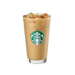 [스타벅스] (디카페인) 아이스 카페 라떼