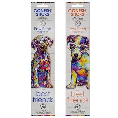 고네쉬 향스틱 강아지 디자인 올리버&제스퍼