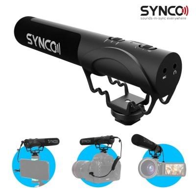 [본사직영] SYNCO 싱코 MIC M3 샷건 콘덴서 마이크