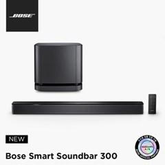 [BOSE] 보스 정품 Smart Soundbar 300 사운드바 + 베이_(413914)