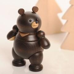mufun 애니멀피규어 시리즈 - 배부른 반달곰