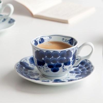 [클리어런스] 니코트 교토 커피잔 세트