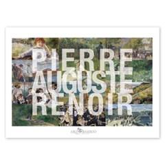 [2021 명화 캘린더] Pierre Auguste Renoir 르누아르 Type A