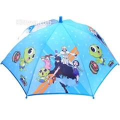 신비아파트 엑스 53cm 우산 (두폭/반자동)