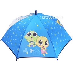 신비아파트 도깨비 50cm 장우산 (두폭/반자동)
