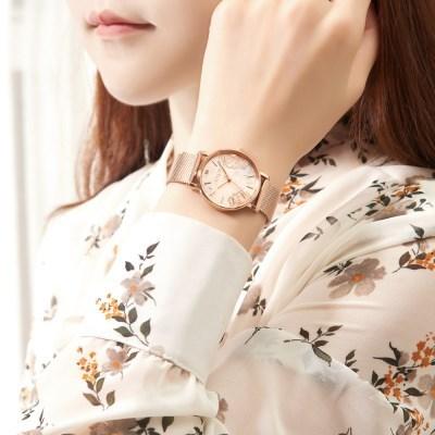 [쥴리어스스타 본사정품] JS-033 여성시계/손목시계/메쉬밴드