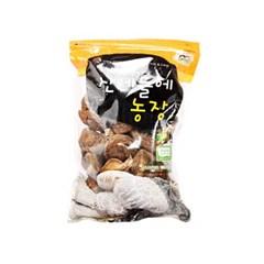 [농사랑]무농약 건표고버섯 통(대) 230g (약40-45개)