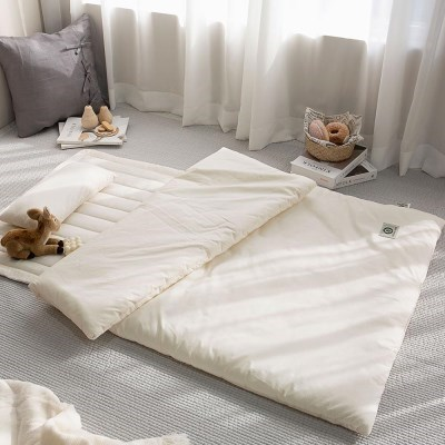 [그래이불] 오가닉 면 100% 안티알러지 어린이집 낮잠이불세트